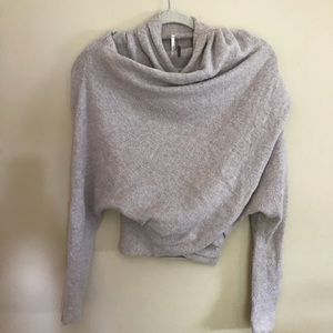 Free People Wrapped Cardigan